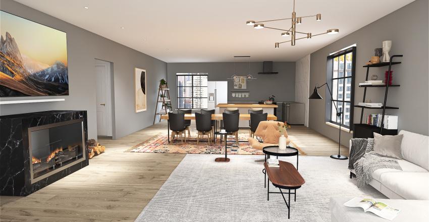 Design Interior Design Render