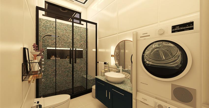 Longhouse Renovations Interior Design Render
