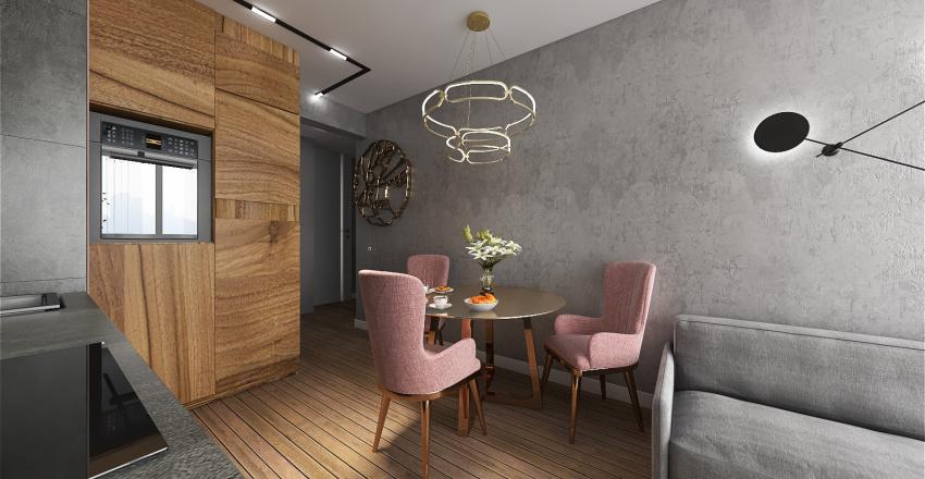 Для Инсты Interior Design Render