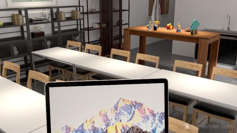 G2 Office v2 Interior Design Render