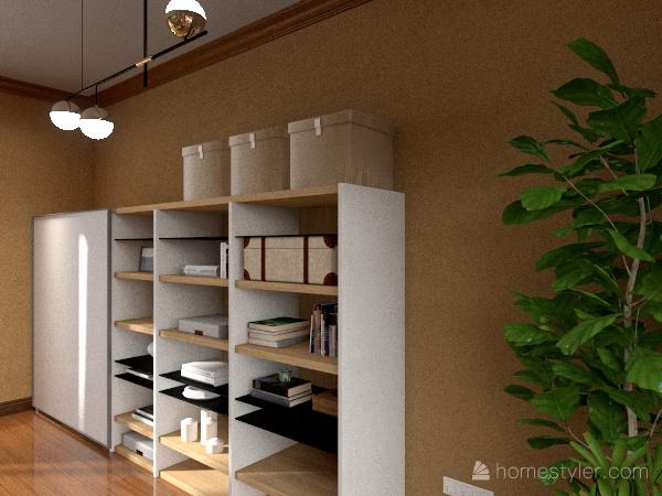 sala de estar Interior Design Render