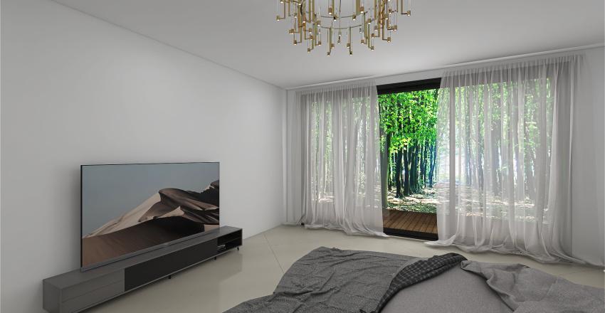 woods Interior Design Render