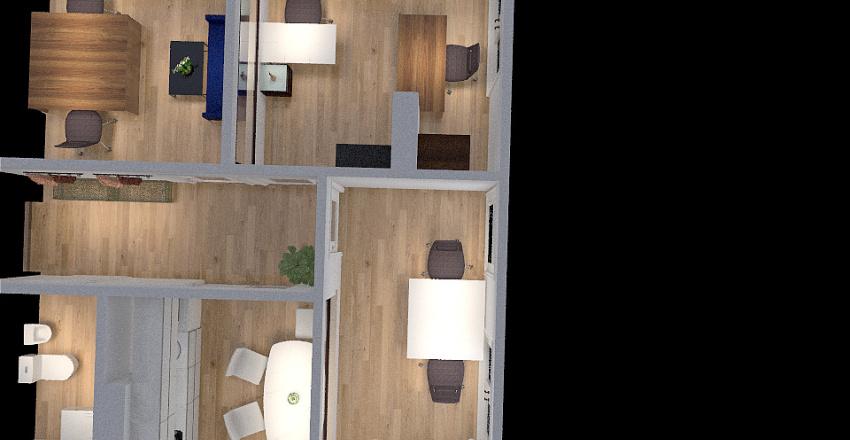 Новосиб Interior Design Render