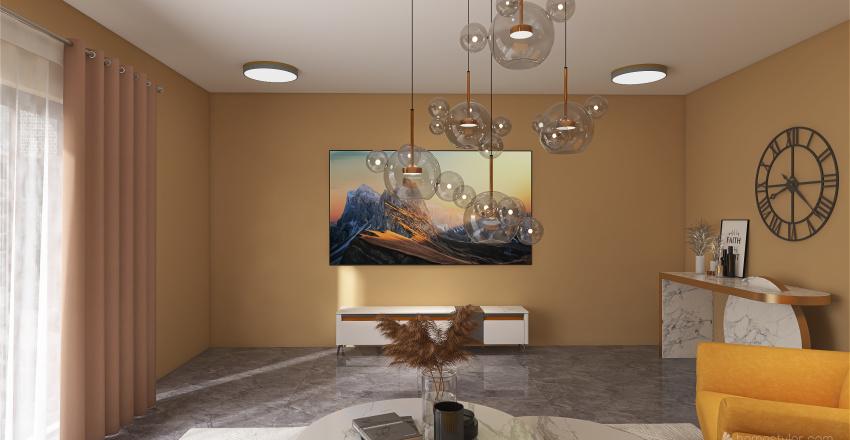 Orangeu Interior Design Render