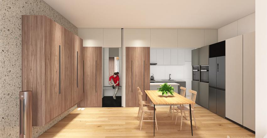 華太怡和4 Interior Design Render
