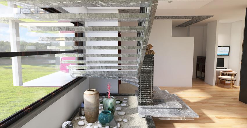 Copy of Small House V3 Interior Design Render