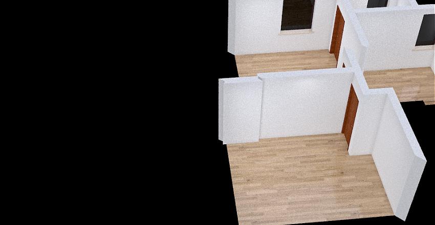 finger first floor Interior Design Render