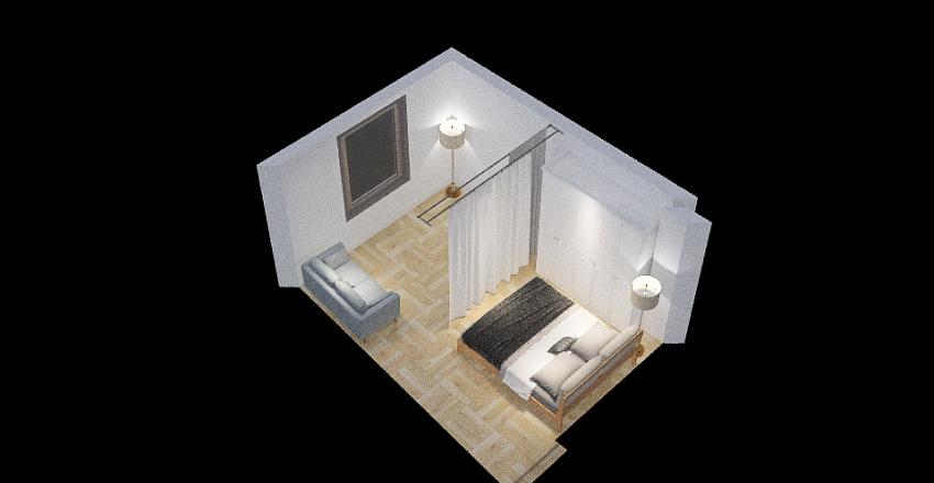 Cicero Room Version 4 Interior Design Render