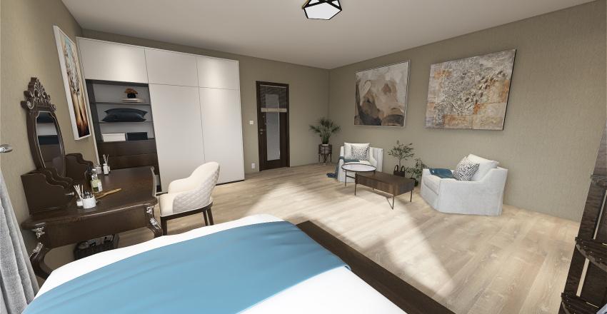 House 7 Interior Design Render