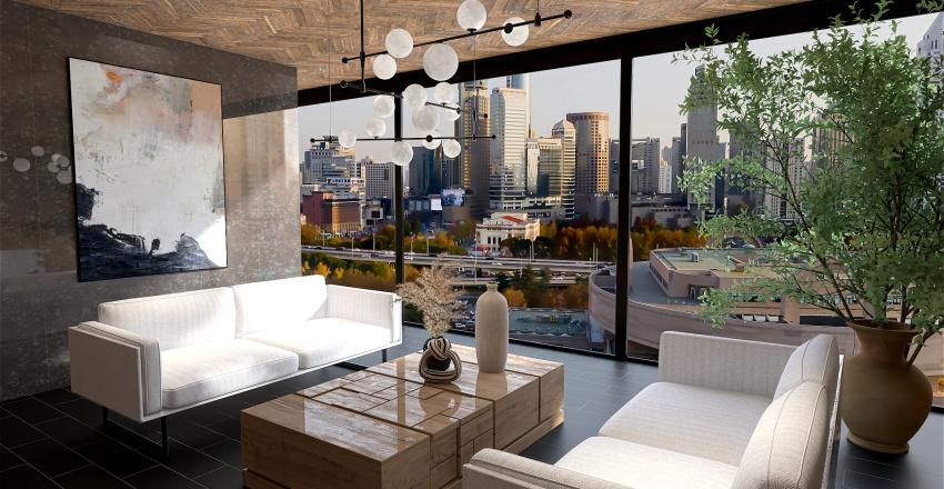 Marry Interior Design Render