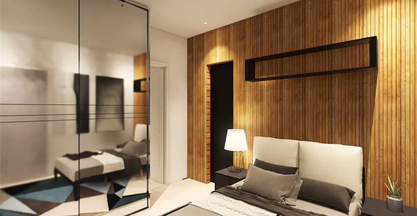 Av Portugal Interior Design Render