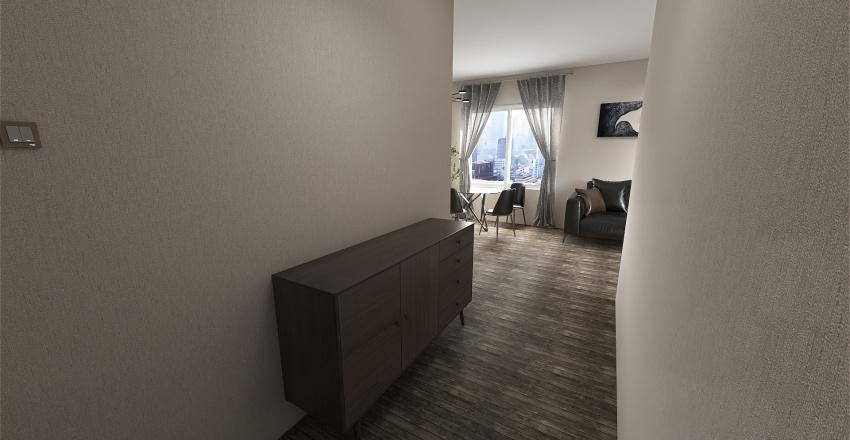 House 8 Interior Design Render