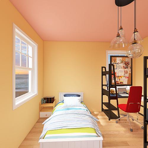 NEW ROOOOOM Interior Design Render