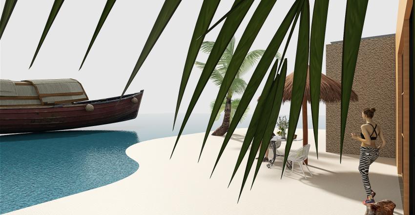 Small Island - Prototype Interior Design Render