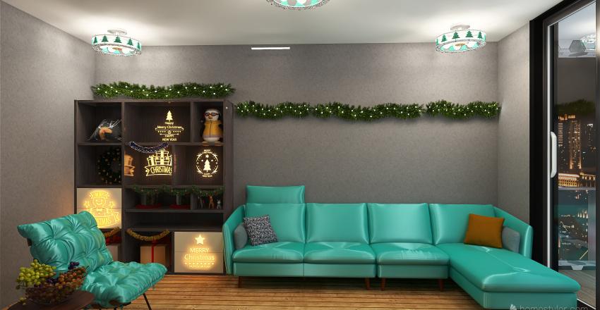 Mansion Gamer Interior Design Render