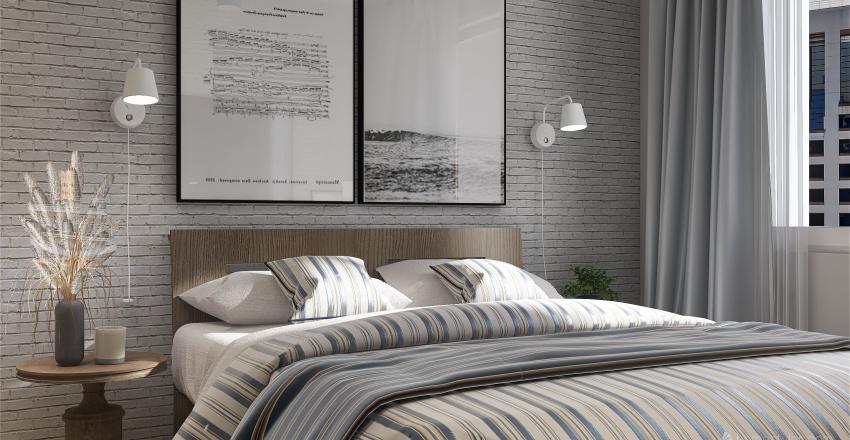 Riviera Apartamento Interior Design Render