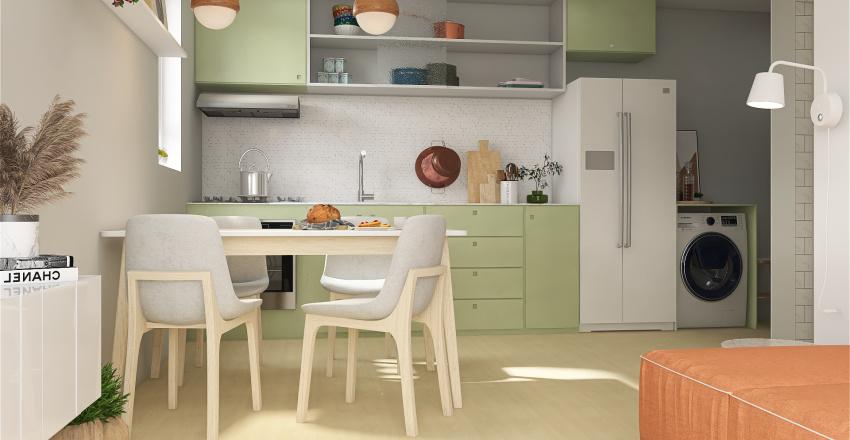 Size XS Interior Design Render