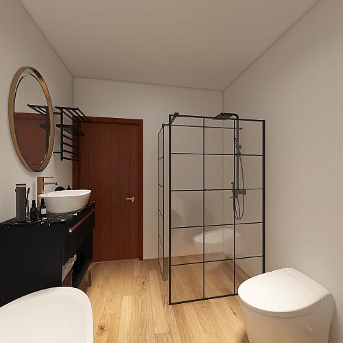 węgrzce Interior Design Render
