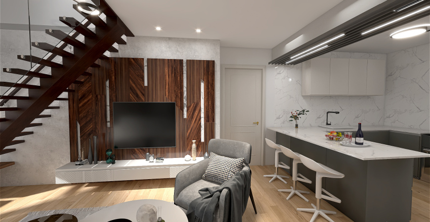 Copy of AL 6 - NR 51 Interior Design Render
