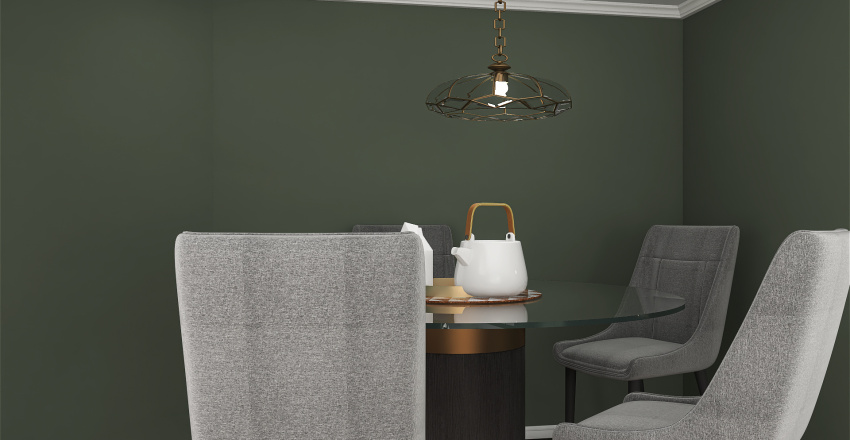 Honeycomb  Simply House Interior Design Render