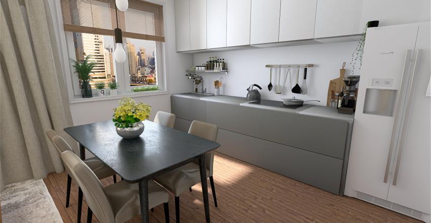 Monic Interior Design Render