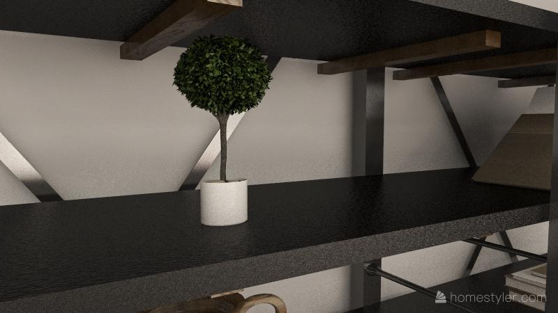 Copy of galpao novo Interior Design Render