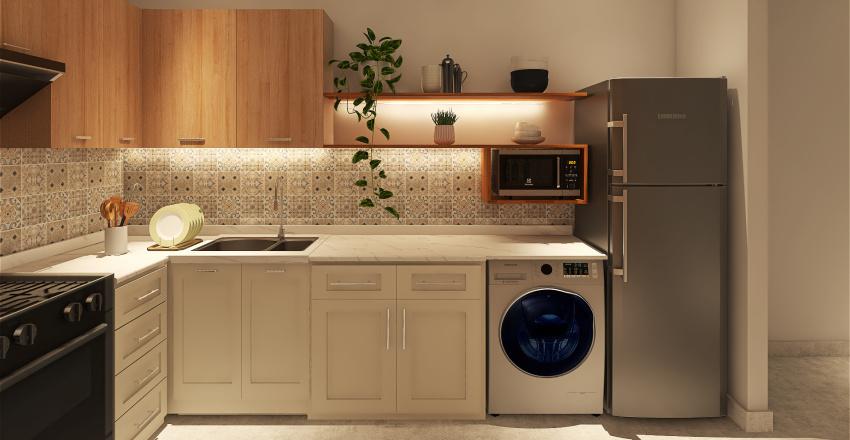 Proyecto Luana Interior Design Render