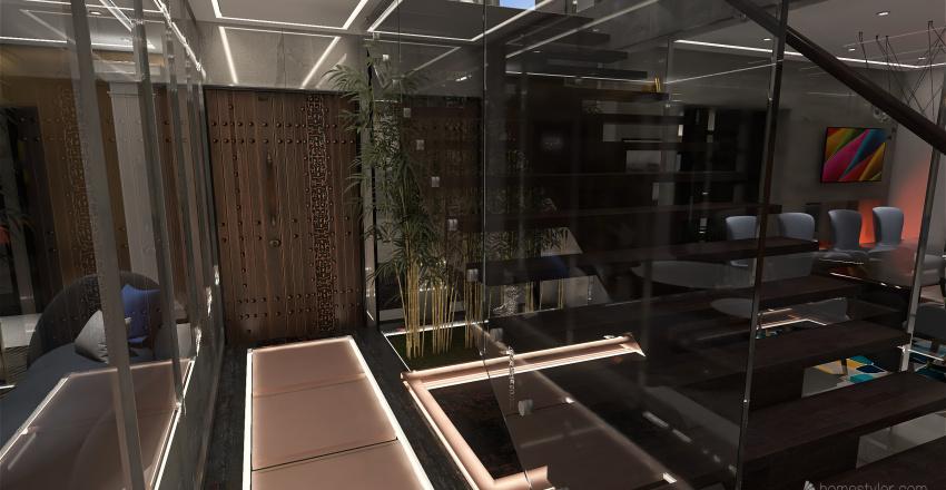 Hills 80012 Interior Design Render