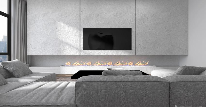 №22 Interior Design Render