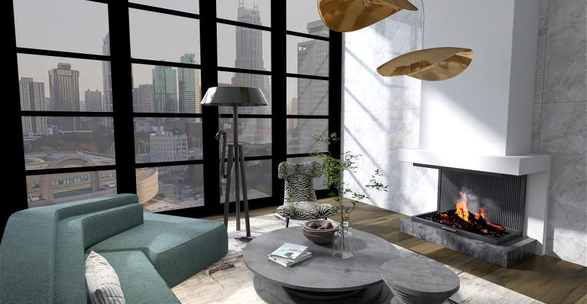 Erich Interior Design Render