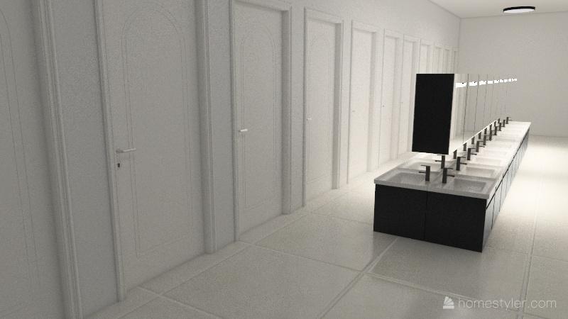 Common Room 2021 Interior Design Render