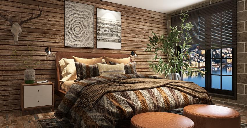 Industrial maybe Interior Design Render