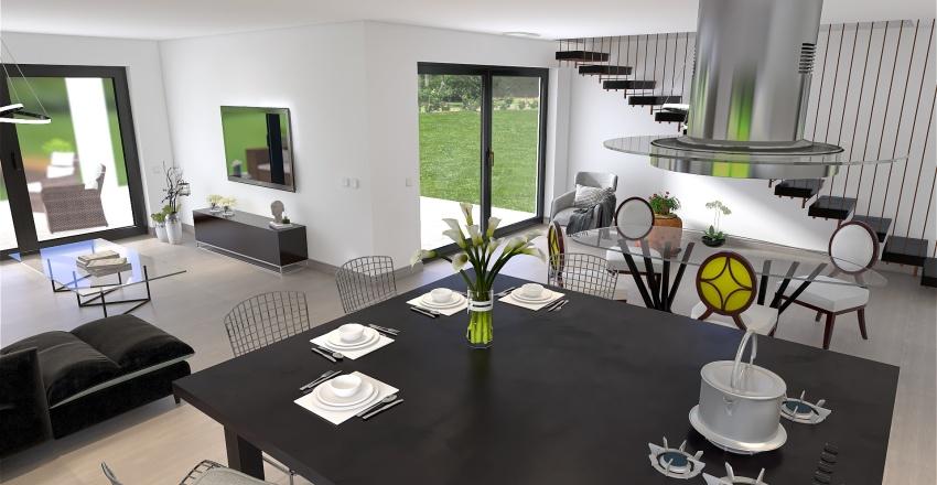 MR MME EL LIMOES Interior Design Render