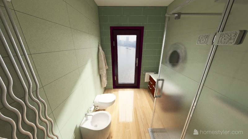 casa_panetta_bath1 Interior Design Render