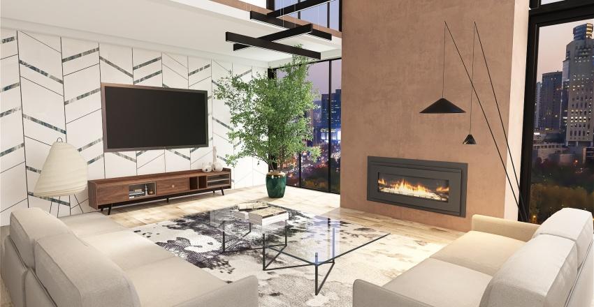 Caterina Interior Design Render
