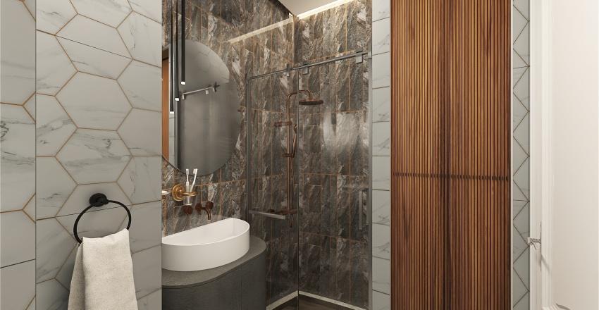 My Kyiv nest Interior Design Render