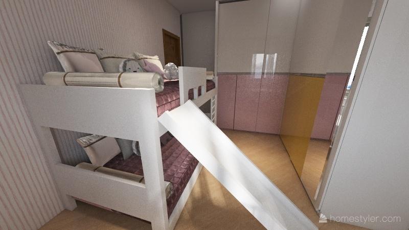 Projeto Final - 1 Interior Design Render