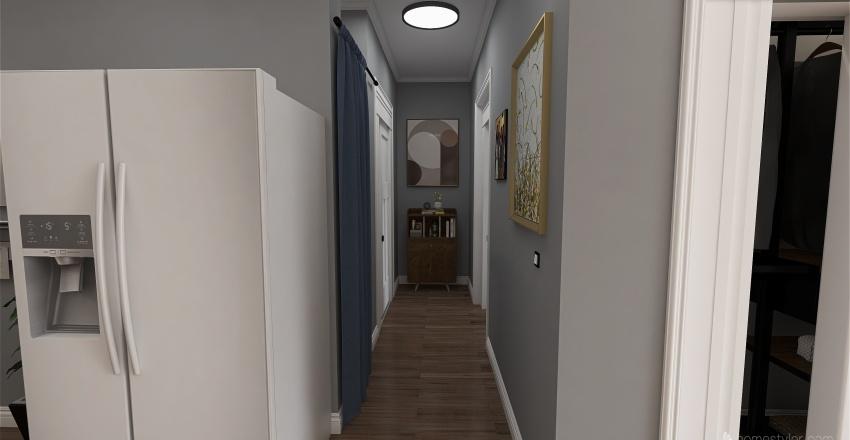 Breakthrough - Protag. Apt. Interior Design Render