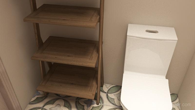 3bed 2 bath Interior Design Render