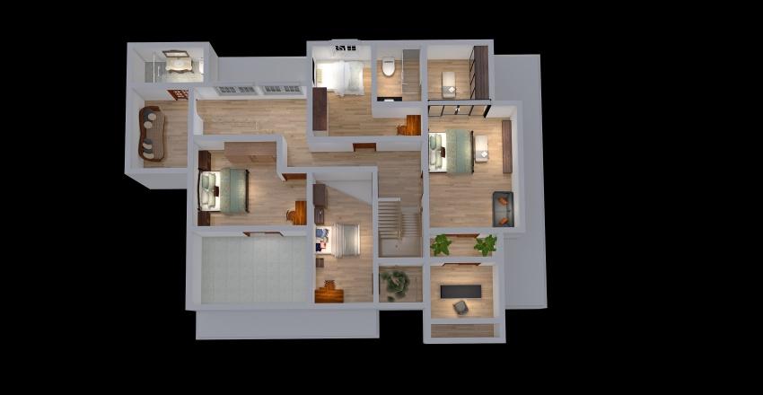 Copy of thong new home v2 Interior Design Render