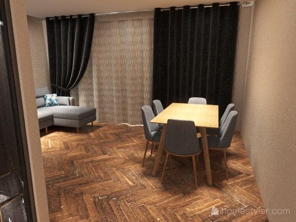 Kulczyńskiego MK Interior Design Render