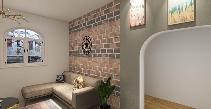 casaDIgiuppy Interior Design Render