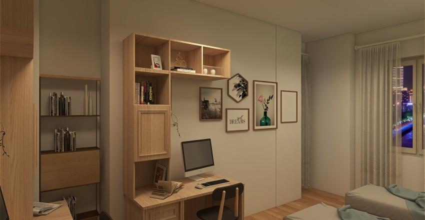 RECCO Interior Design Render