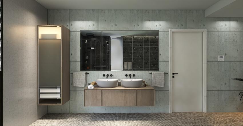 Αρίστων βιλα - Villa Ariston Interior Design Render