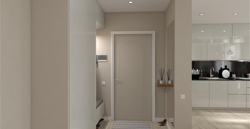 магнитные треки Interior Design Render