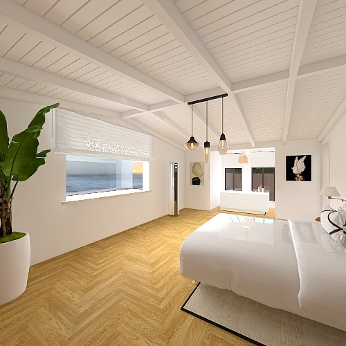 Cuarto suprem Interior Design Render