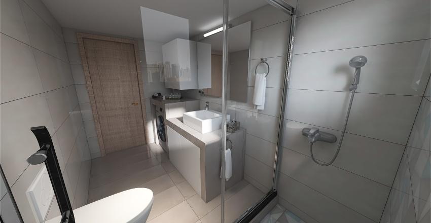 aristotelous_dion_APARTMENT RENOVATION Interior Design Render