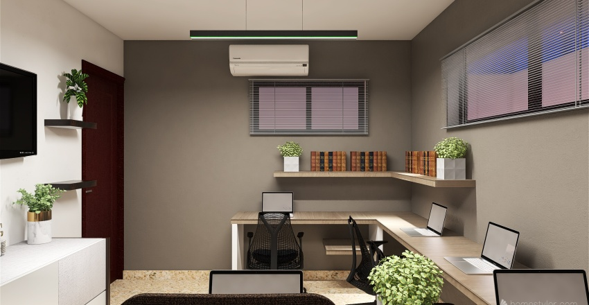 DOCA Interior Design Render