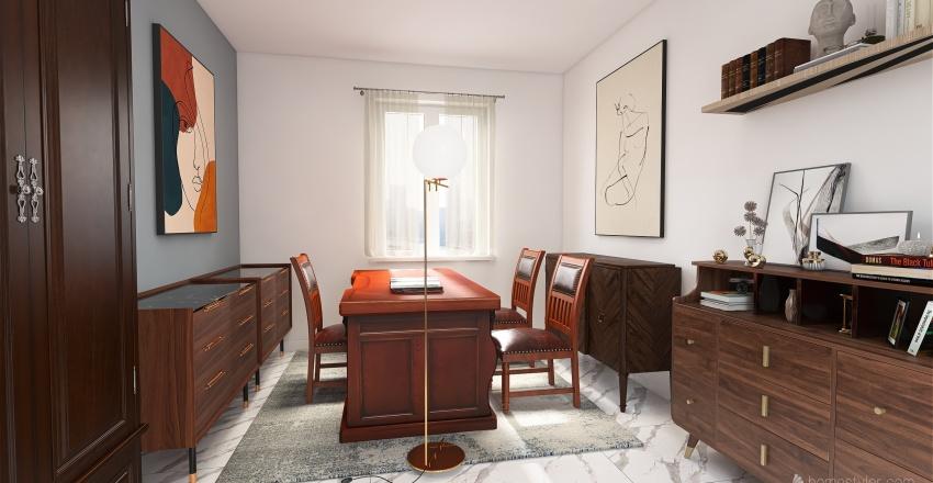 Trivoluzzi_Pomigliano_12072021 Interior Design Render