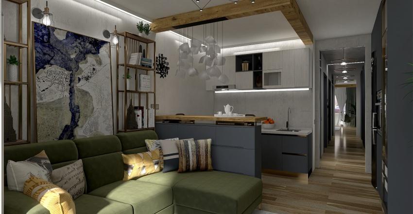 studio - Denis 2 Interior Design Render